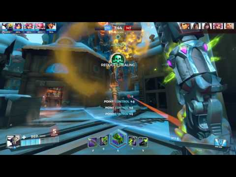 Andro Onslaught (first game aim is balls) |
