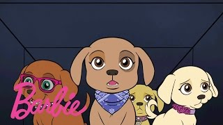 Concert Crashers | Barbie & Her Sisters in a Great Puppy Adventure | Barbie thumbnail