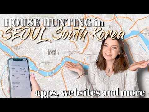 How To Find an Accommodation in Seoul, Korea 2021 | House hunting Shared House, Dorm, Apps and more