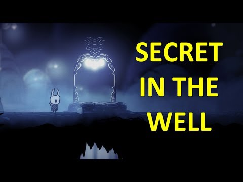 HOLLOW KNIGHT - The Secret in the Well