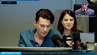 Connor Plays Detroit: Become Human w/ Amelia Rose Blaire - Full Stream #1