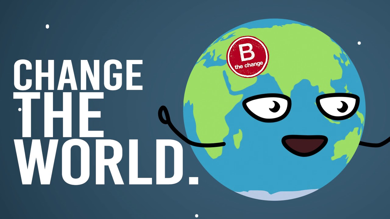 What is this B Corp stuff?