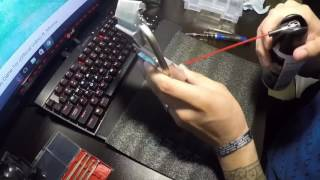 Cleaning out a dirty graphics card GTX 970 4GB SC