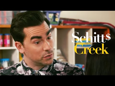 Schitt's Creek - The Wine Not the Label
