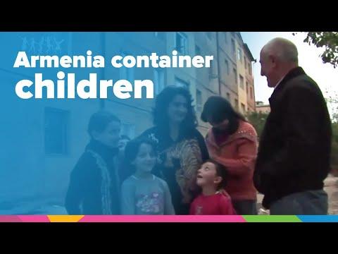 Armenia Container Children | Armenia | Orphan's Promise