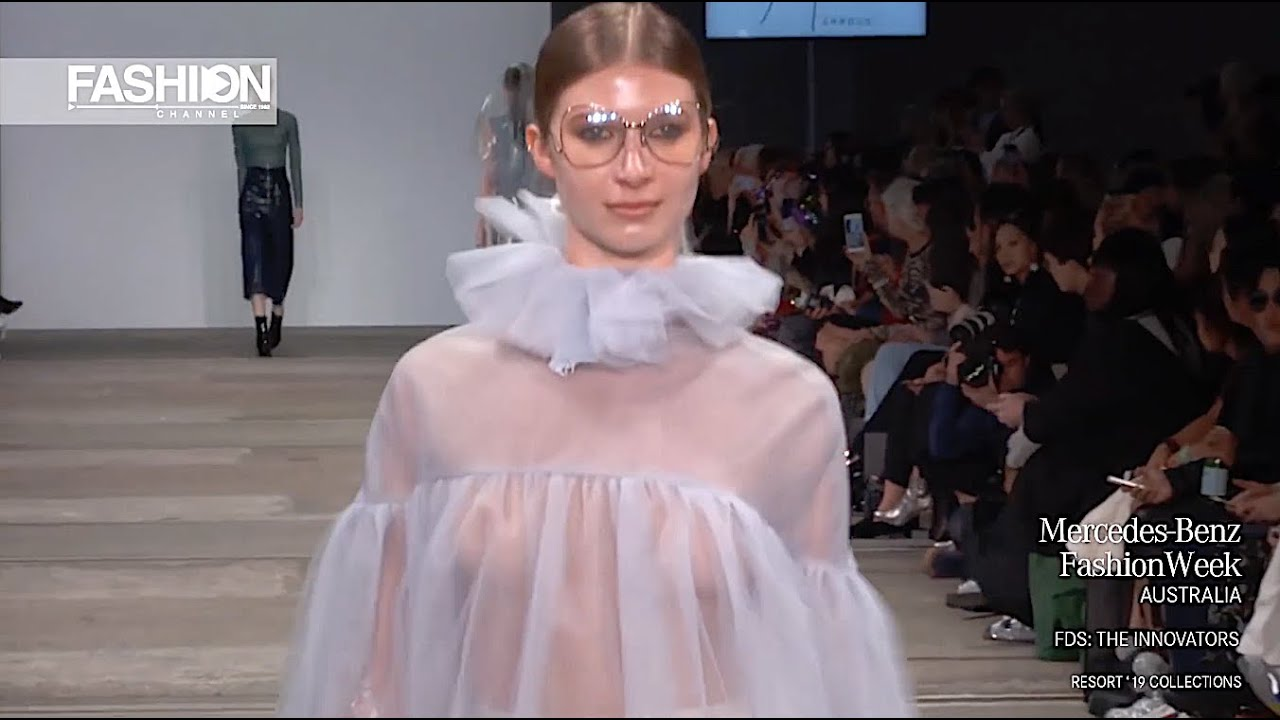 SHROUD FDS: THE INNOVATORS Resort 2019 MBFW Australia - Fashion Channel