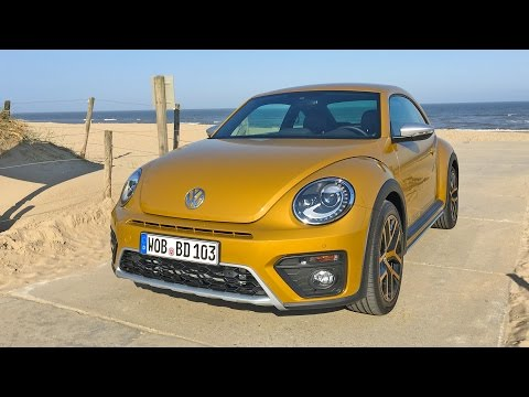 Bild: Volkswagen VW Beetle Dune 2016 - ein Test und Fahrbericht