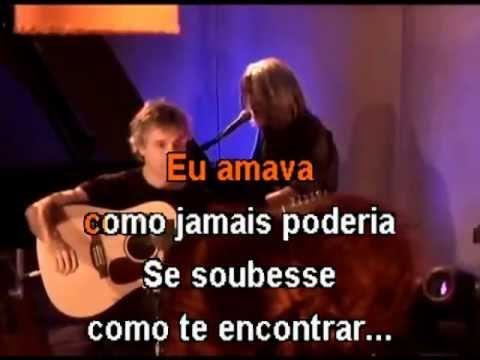 Oswaldo Montenegro - Lua e Flor - Karaoke