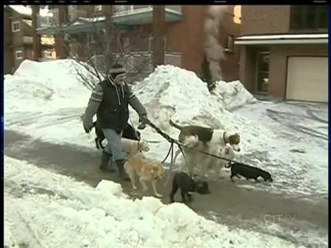 Canadian Winter: West vs. East