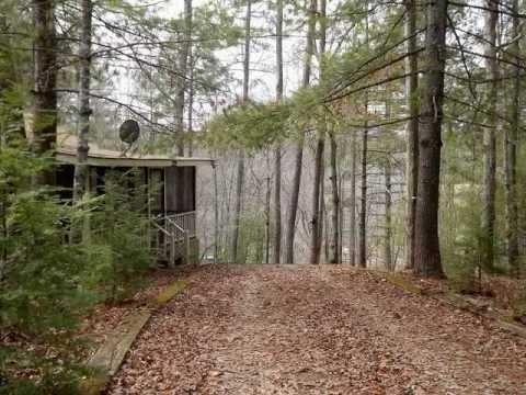 North Georgia Mountain Trout Stream Cabin !