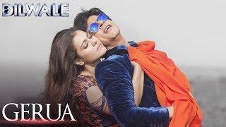 Gerua - Shah Rukh Khan | Kajol | Dilwale | Pritam | SRK Kajol New Song Video Event 2015