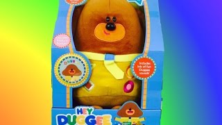 HEY DUGGEE Talking Soft Toy Opening!