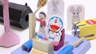Doraemon Gadgets Action Paper Craft