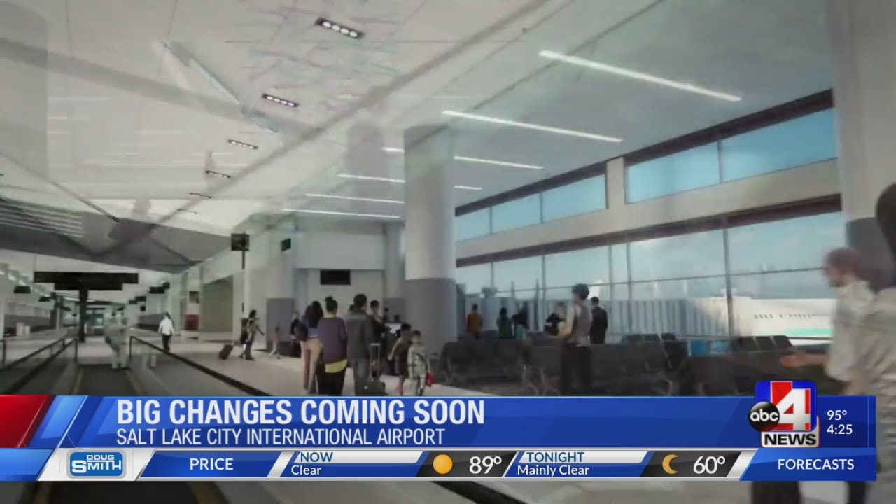 34 days until the new SLC airport opens