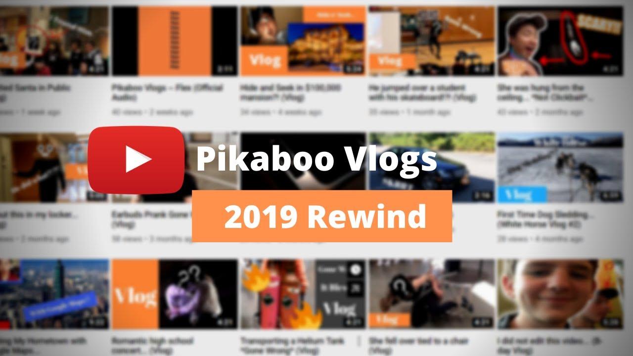 My 2019 Rewind (Vlog Compilation)