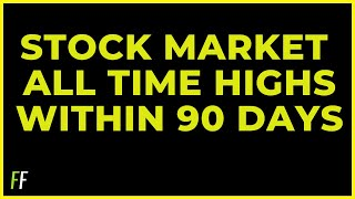 DOW ALL TIME HIGHS ARE COMING!!
