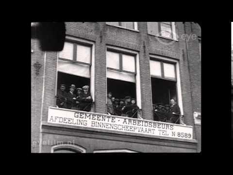 Gemeente arbeidsbeurs te Amsterdam