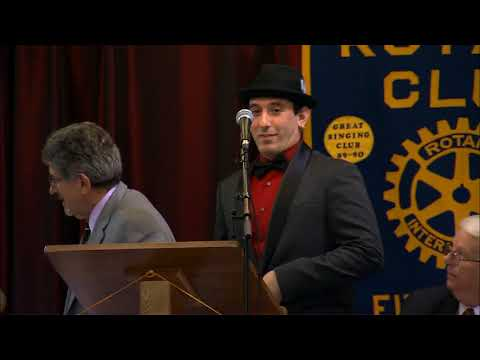 Fitchburg Rotary Club Roast of Mayor DiNatale October 22, 2016