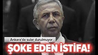 Mansur Yavaş'ı şoke eden istifa! Ankara'da sular durulmuyor