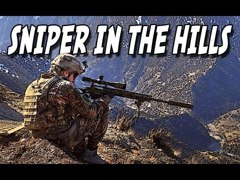 SNIPER IN THE HILLS - ARMA 3 BATTLE ROYALE MOD
