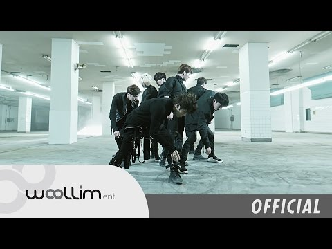 "인피니트(INFINITE) ""태풍 (The Eye)"" (Choreography Ver.) MV"
