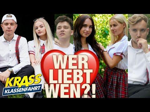 WER LIEBT WEN PRIVAT?! ❤️ | Krass Klassenfahrt Real Talk
