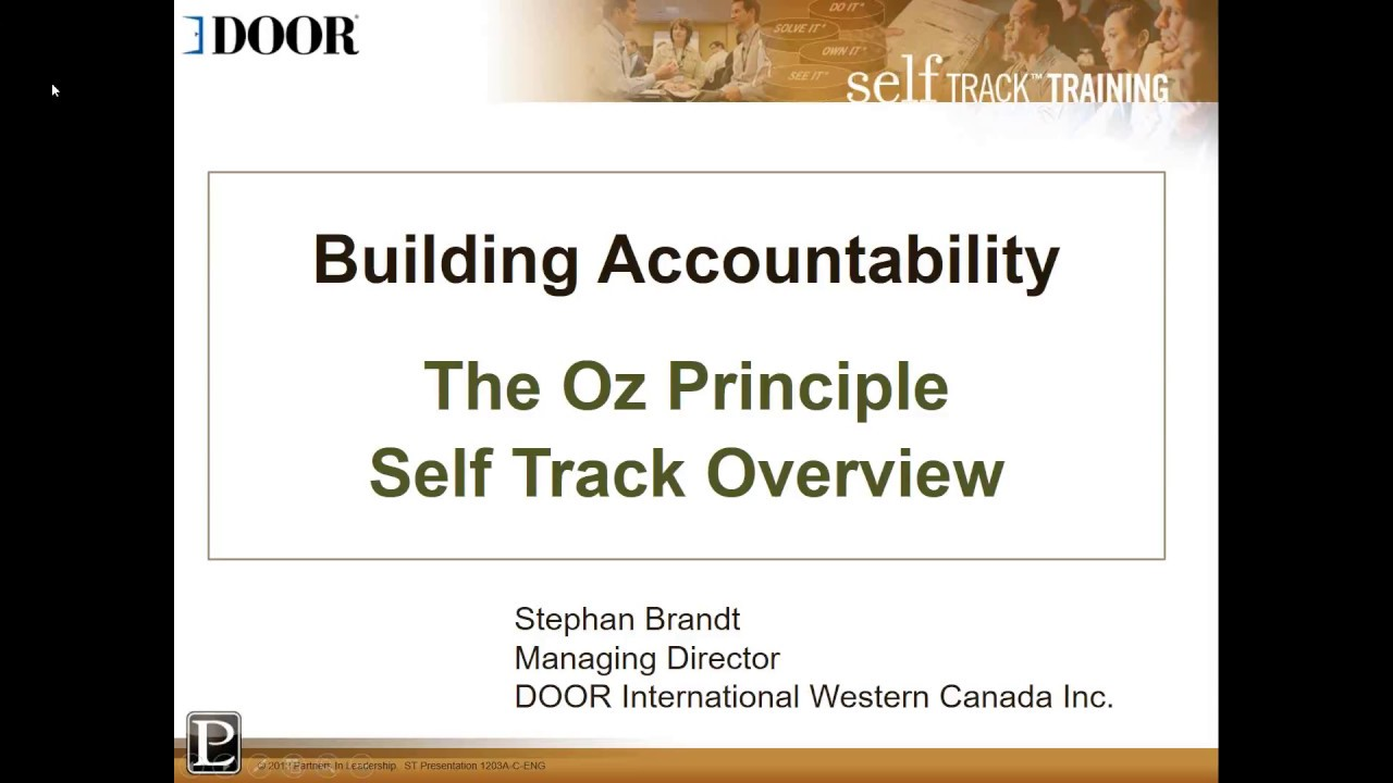 self accountability If we allow ourselves to accept dependency and regulation and to cease valuing independence and self-accountability, then we are vulnerable to the forces that destroy freedom if righteousness is judged primarily by the degree to which one responds to programmed activity, then a condition develops within which opportunities for progress decline.