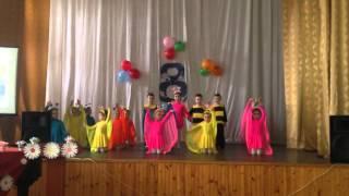 Танцы для детей в Кишиневе, Первый год обучения