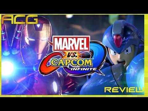 Marvel Versus Capcom: Infinite Review