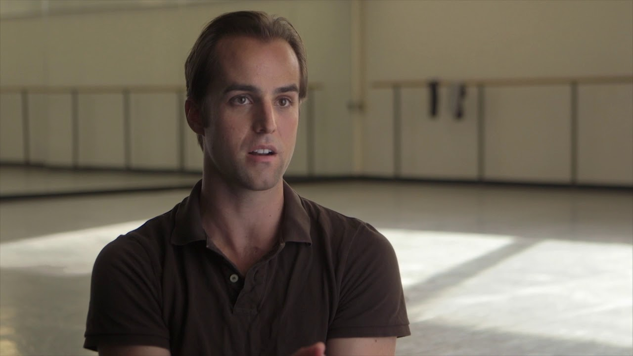 NYC Ballet's Jared Angle on Jerome Robbins' MOVES