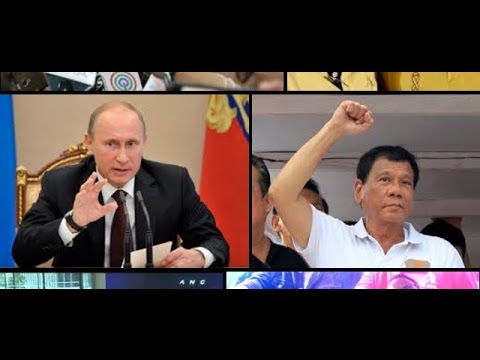 Similarities of Vladimir Putin and Rody Duterte