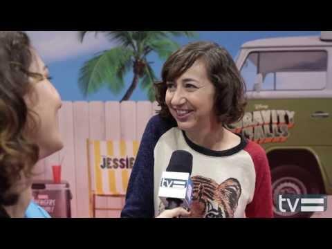 Kristen Schaal Interview - Gravity Falls Season 2