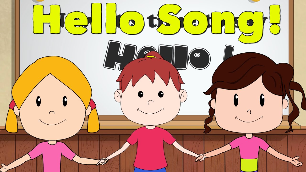 A to Z Kids Stuff | Welcome & Good Morning Songs For Young
