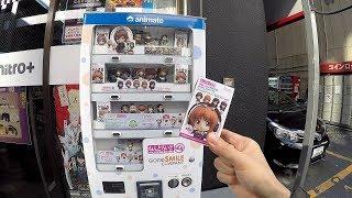 Girls und Panzer Blind Box Vending Machine Nendoroid