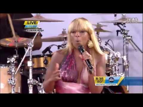Mary J. Blige 25/8 Live