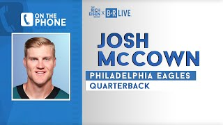 Eagles QB Josh McCown Talks Retirement, Wentz Injury & More w Rich Eisen | Full Interview | 1/7/20