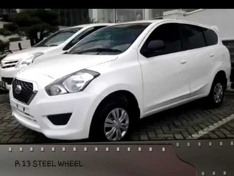 DATSUN GO+ PANCA 2015-2016 MPV 5+2 SEAT - INDONESIA - YouTube