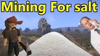 Arma 3: Mining For Salt