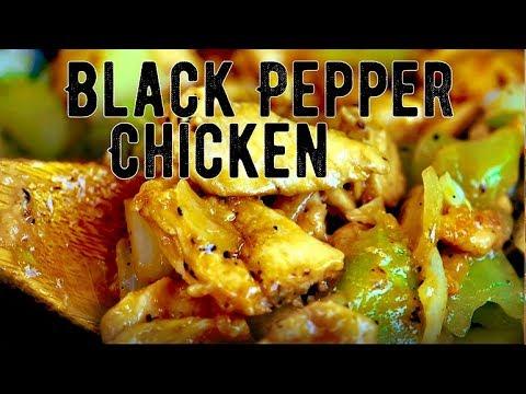 Panda Express Black Pepper Chicken Copycat Recipe