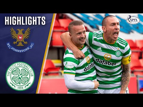 St. Johnstone Celtic Goals And Highlights