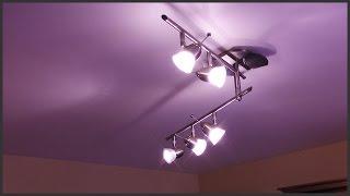 how to change a mr16 gu10 track lighting bulb