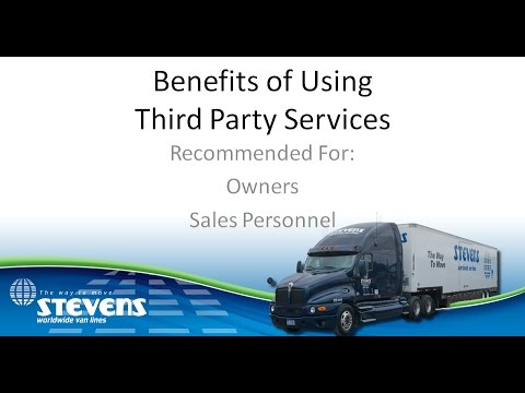 Benefits of using Third Party Services HD