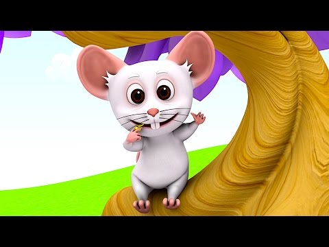 Nursery Rhymes Collection | Kindergarten Nursery Rhymes & Songs for Kids | Little Treehouse S03E36