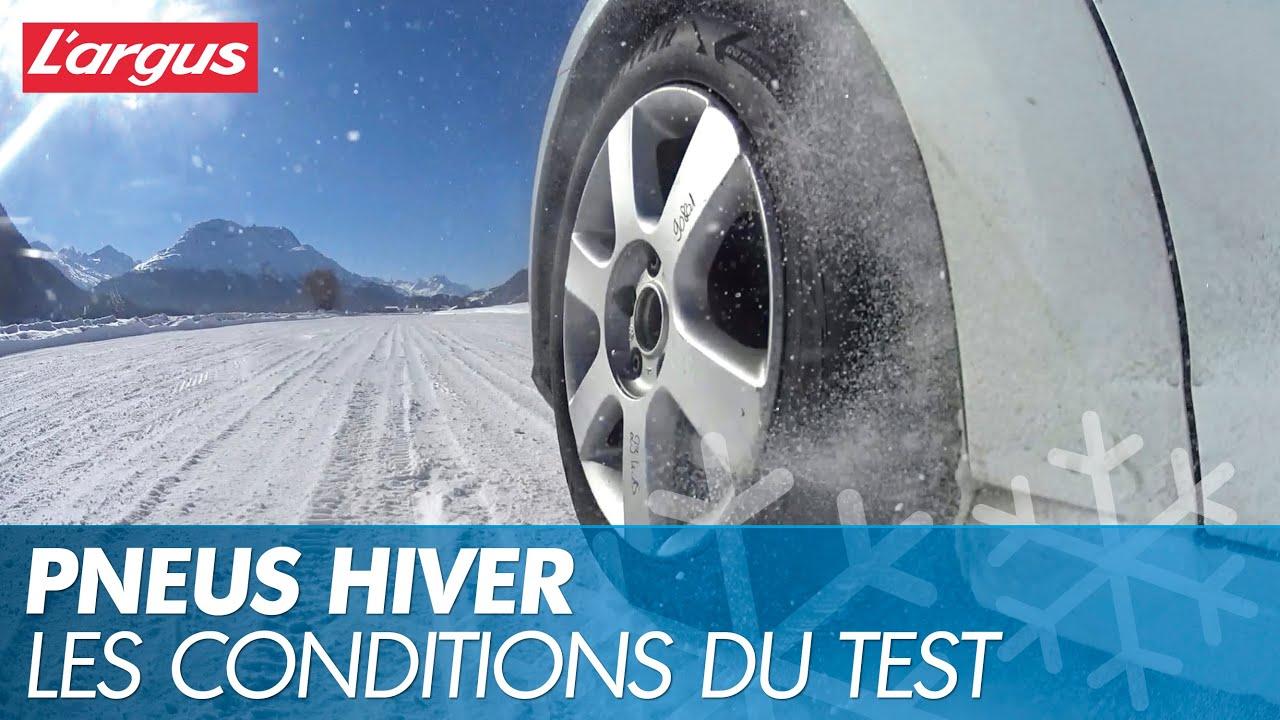 Pneu Hiver Comparatif >> Test De Pneus Hiver 2019 Comment Nous Les Evaluons