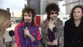 The Lowdown @ Download 2011: The Darkness