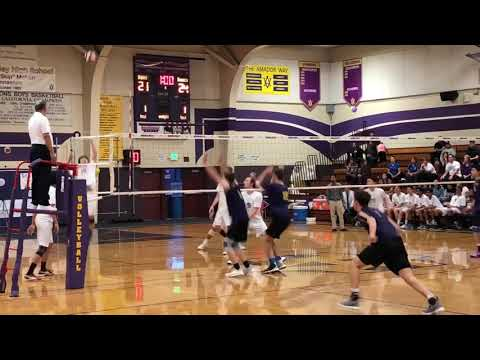 NCS boys volleyball: Irvington wins Division I title