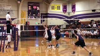 NCS boys volleyball: Irvington wins Division I title thumbnail