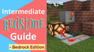 Quick Redstone Clocks to 1 Hour Redstone Clocks Bedrock