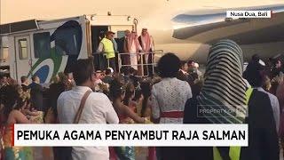 Romo Katolik Berbahasa Arab Sambut Raja Salman