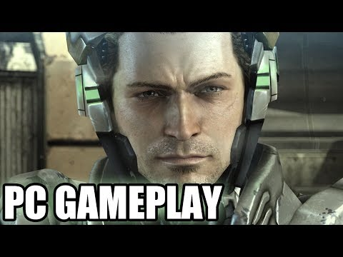 VANQUISH - PC Gameplay Max Settings / No Commentary